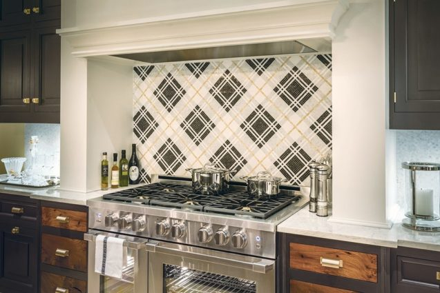 Kitchen Tiles Mosaic Designs