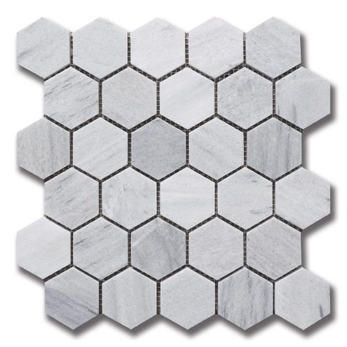 Ash Gray - Hexagon Ash Gray (H)