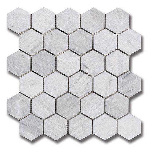 Ash Gray - Hexagon Ash Gray (P)