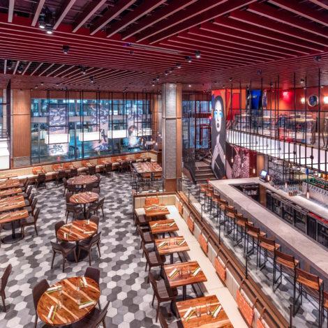 Maximalism in Hospitality Design. Restaurant Design. Commercial Design.