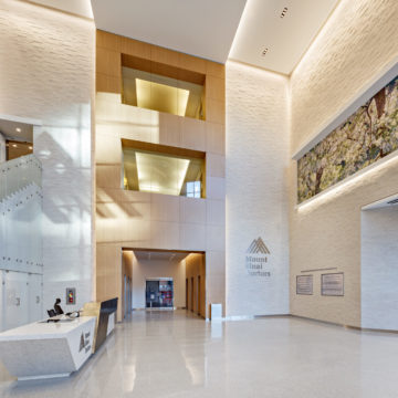 Mt. Sinai Lobby