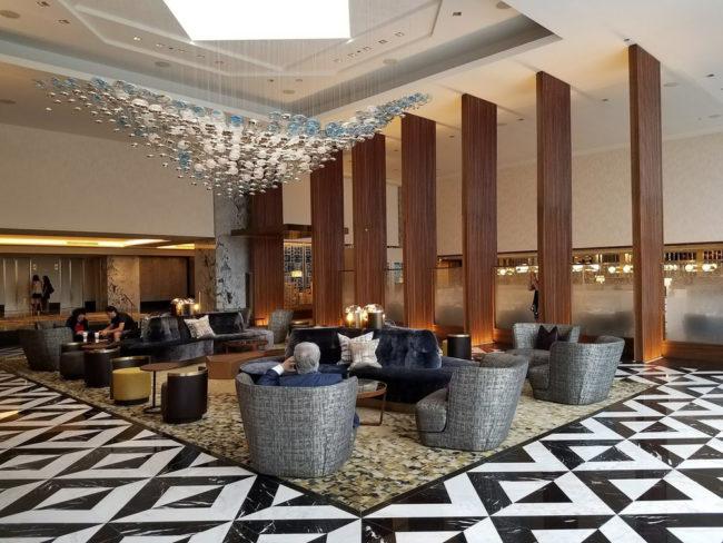 Ritz Carlton Chicago Lobby Floor AKDOLAM