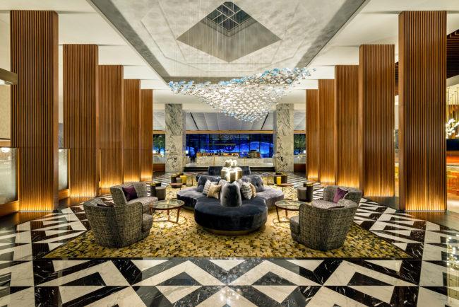 Ritz Carlton Chicago Lobby AKDOLAM