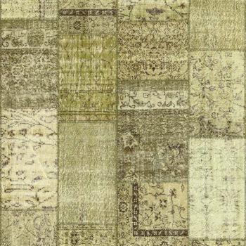 Olive Vintage Carpet