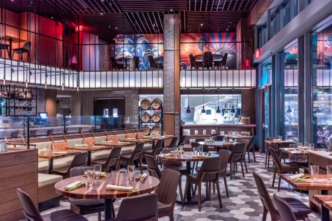 Maximalism in Hospitality Design. Restaurant Design. Commercial Design. Modern Interior.